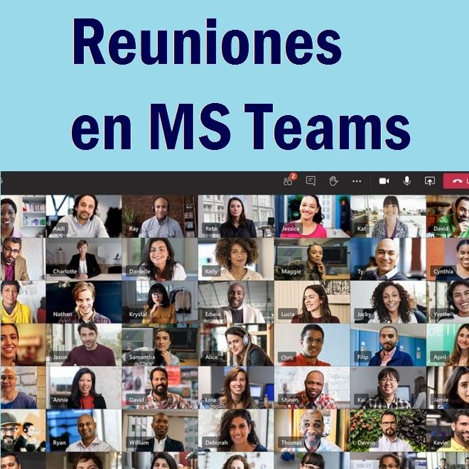 Reuniones en Teams